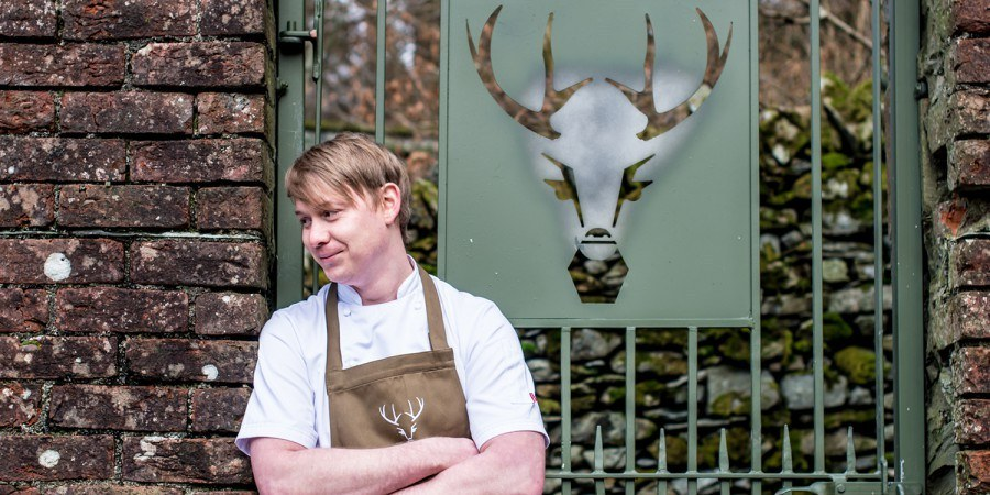 Head chef Kevin Tickle leads his experienced team in delivering inspired modern cuisine