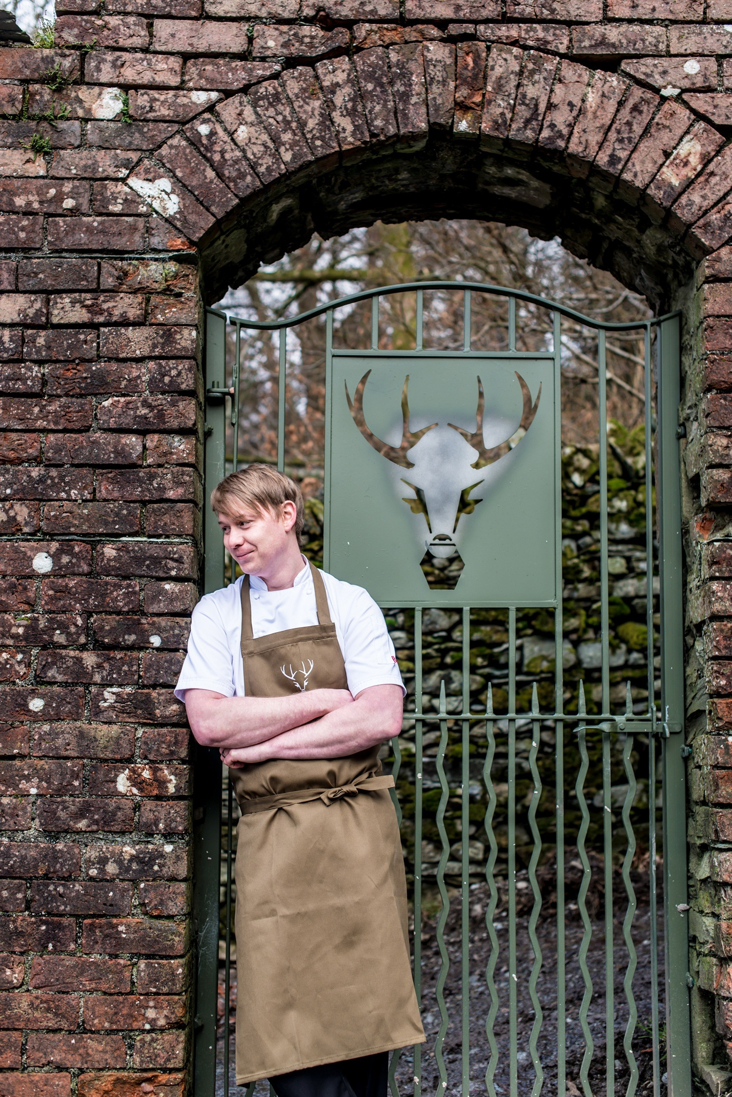 Kevin Tickle, The Forest Side Head Chef