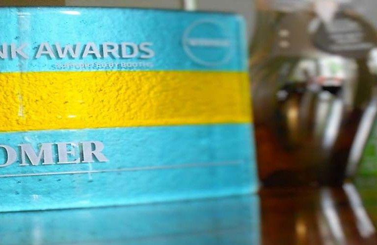 Ssh… We've Won Some Top Awards