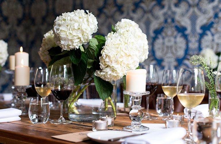 Celebrate your special occasion with private dining at The Forest Side in Grasmere