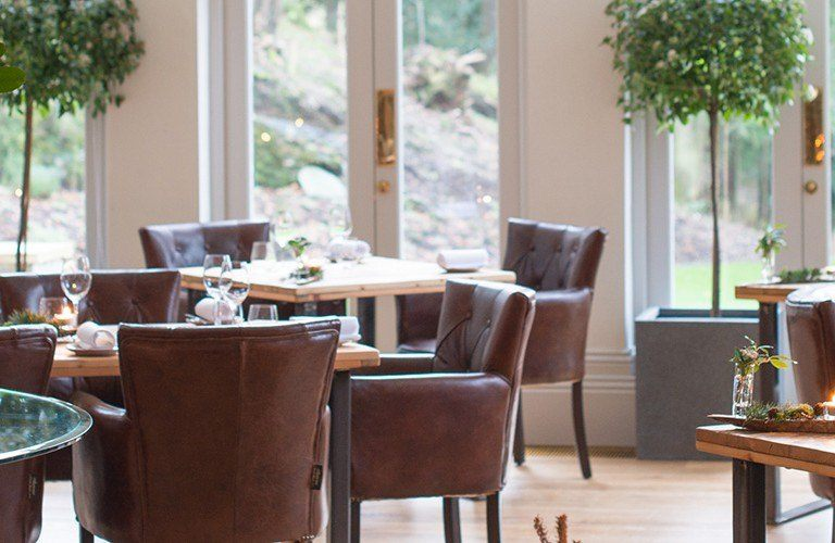 The Forest Side Michelin Star Restaurant in the Lake District