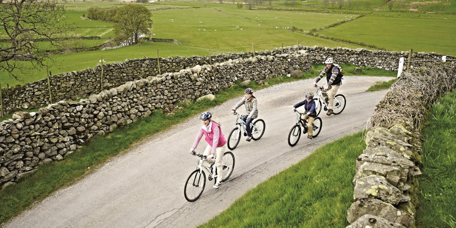 Bike rides in the Lake District