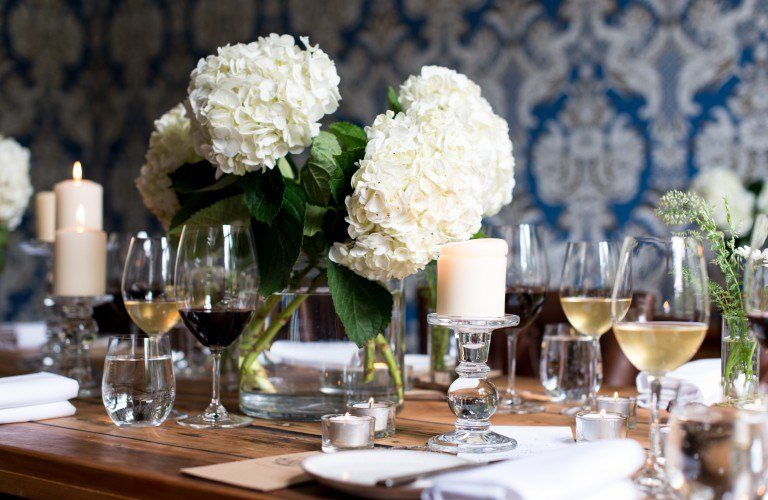 Enjoy a private dining celebration in the Lake District at The Forest Side