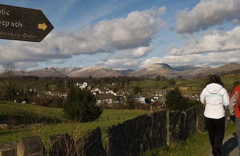 Potted Guide To Hawkshead
