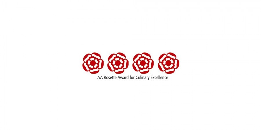 Forest Side awarded four AA rosettes for culinary excellence