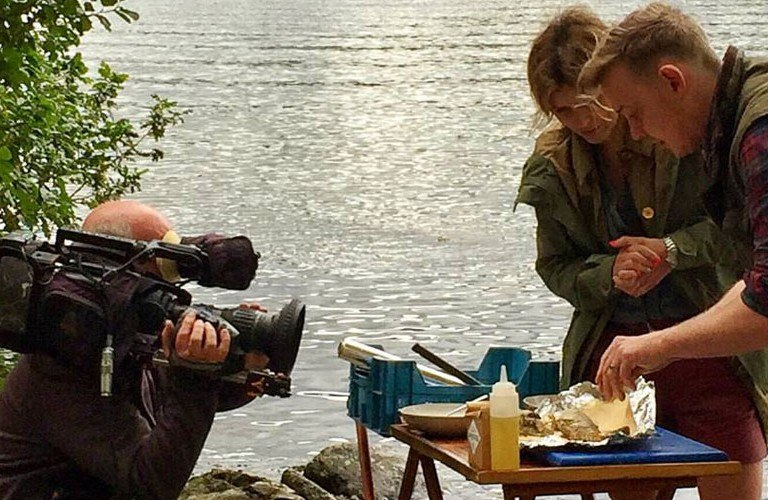 Kevin Tickle Lands on BBC Countryfile as He Puts Windermere Charr Back on the Menu