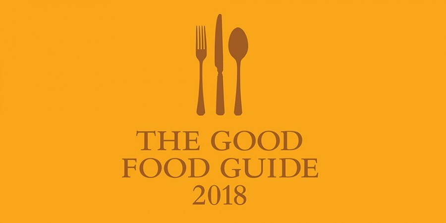 Forest Side No 30 in the Good Food Guide