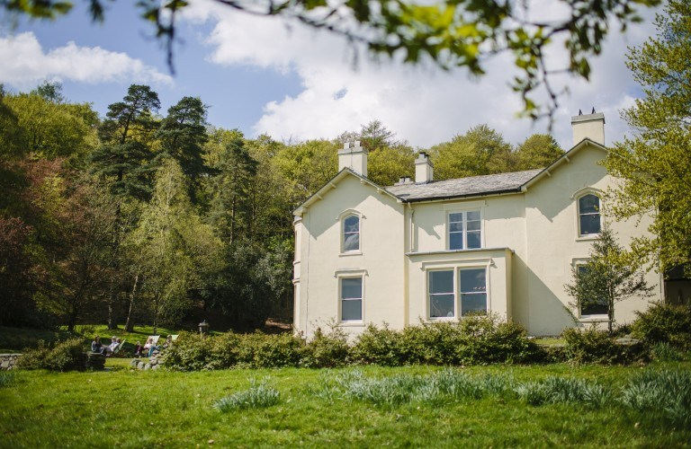 Visit Allan Bank in Grasmere during your stay at The Forest Side Hotel