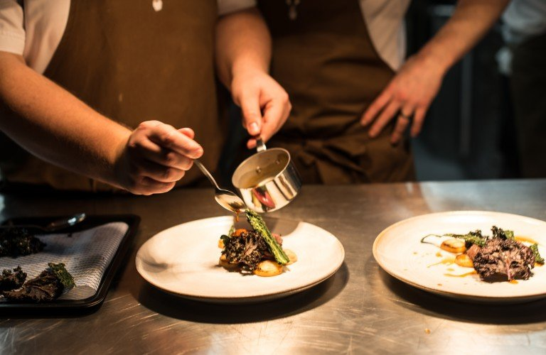Start your culinary career as a chef at The Forest Side in the Lake District