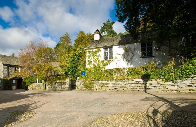 The Forest Side Hotel near Dove Cottage in Grasmere