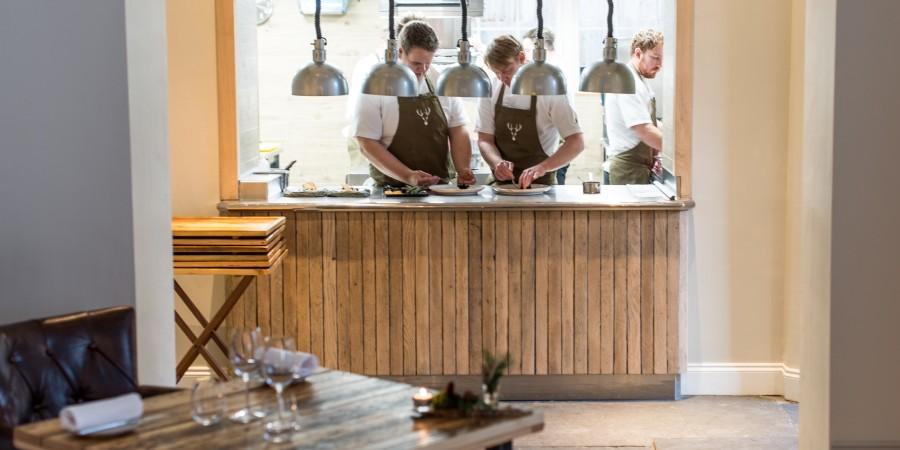 Forest Side Listed in Harden's Top 100 UK Restaurants