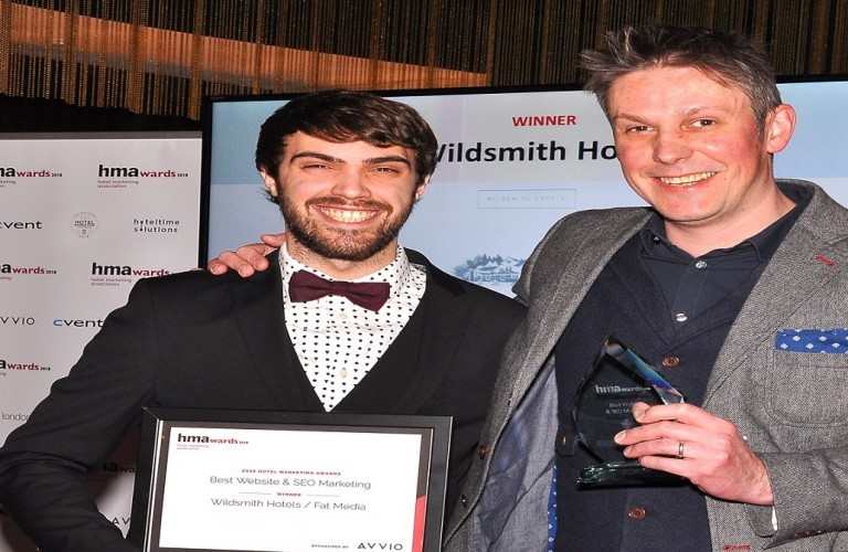 Hotel Websites Collect National Award