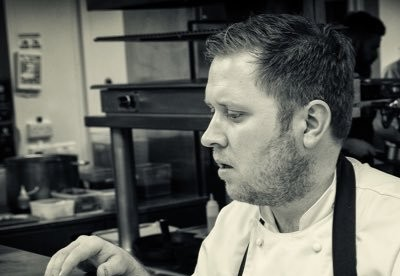 Head chef Paul Leonard leads his experienced team in delivering inspired modern cuisine